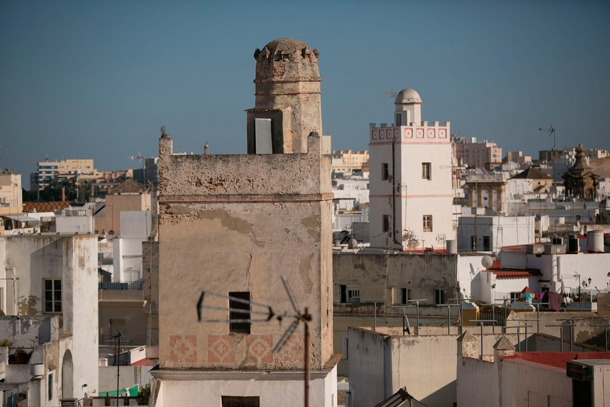 Áticos de Cádiz