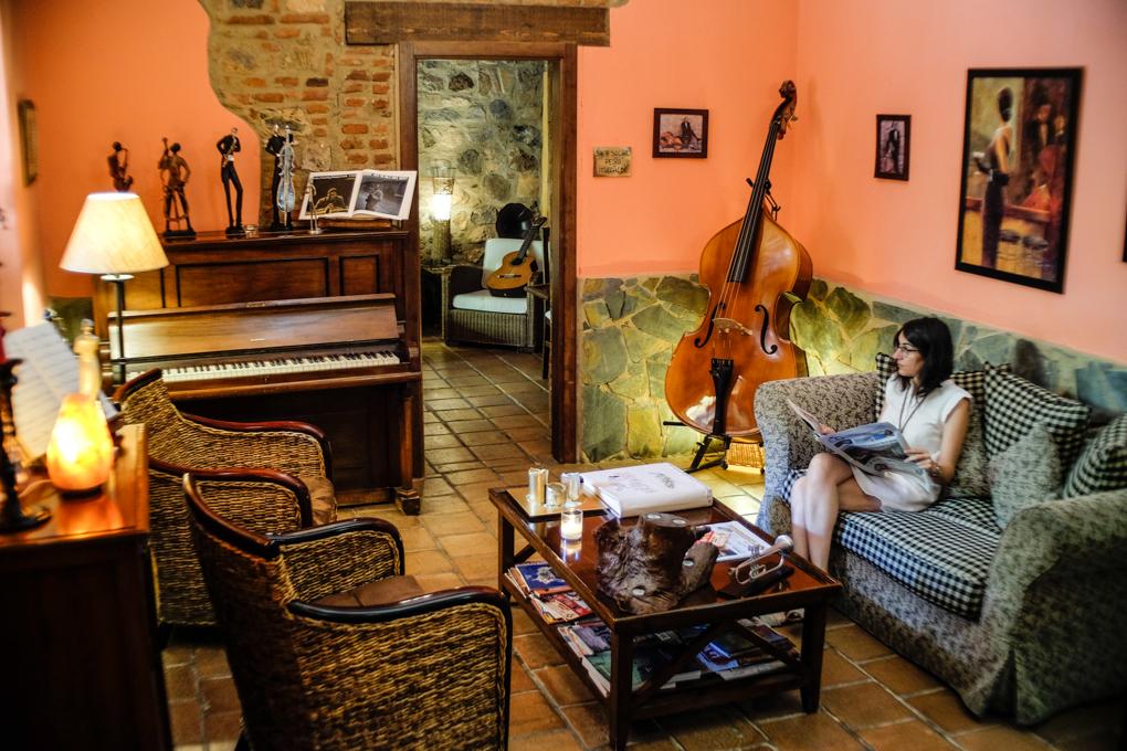 Hotel Cerro Príncipe.