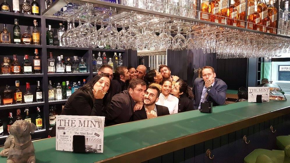 Hotel Vincci The Mint, Madrid. Foto: Facebook Vincci Hoteles