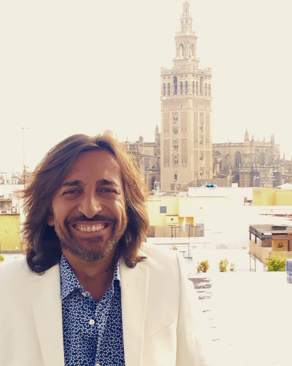 Antonio Carmona en Sevilla