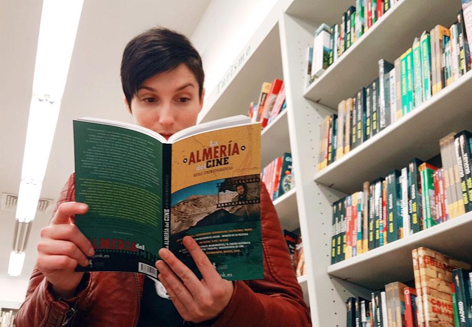 Libros de viajes. 'La Almería del cine'. Foto: Clara Peñalver