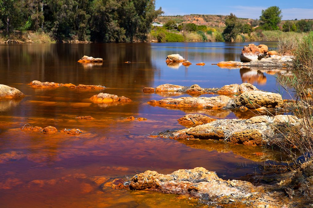 Río Tinto. Foto: Shutterstock