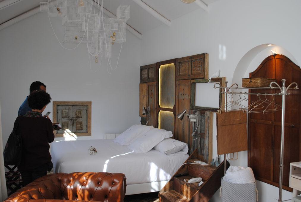Habitación del Hotel Madinat