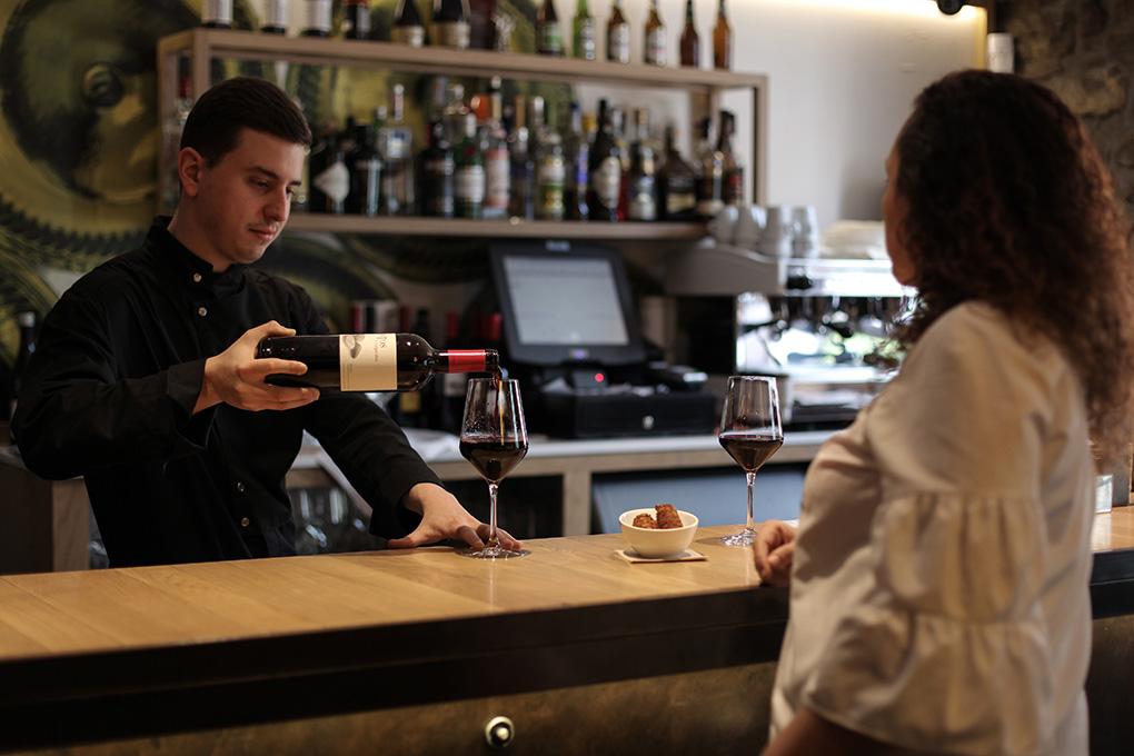 Alameda, Restaurante, Hondarribia.