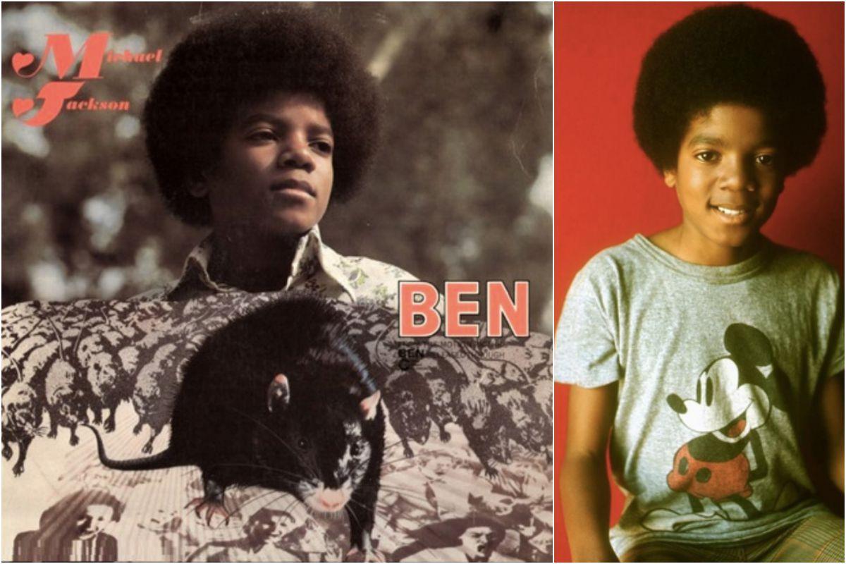 Michael Jackson en sus comienzos. Fotos: Facebook