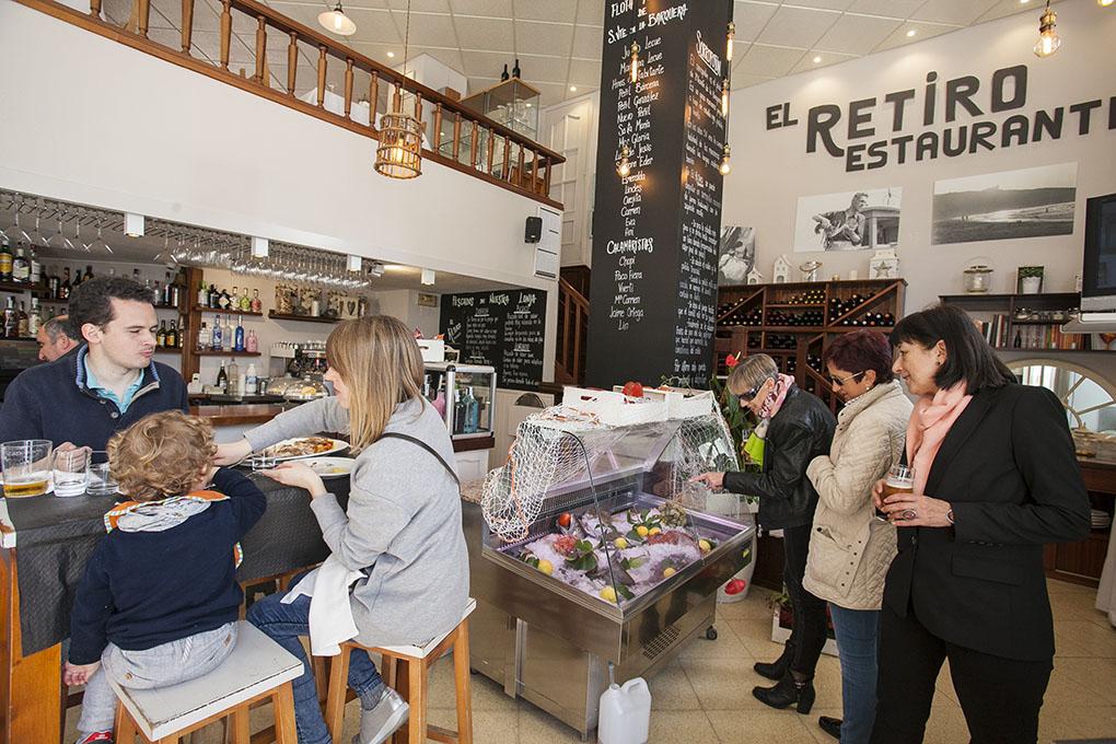 Restaurante de San Vicente de la Barquera: El Retiro - local - Foto: José García