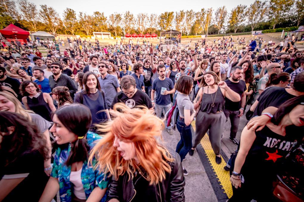 En el Festival Tomavistas no vale todo, sólo buena música en el mejor entorno.