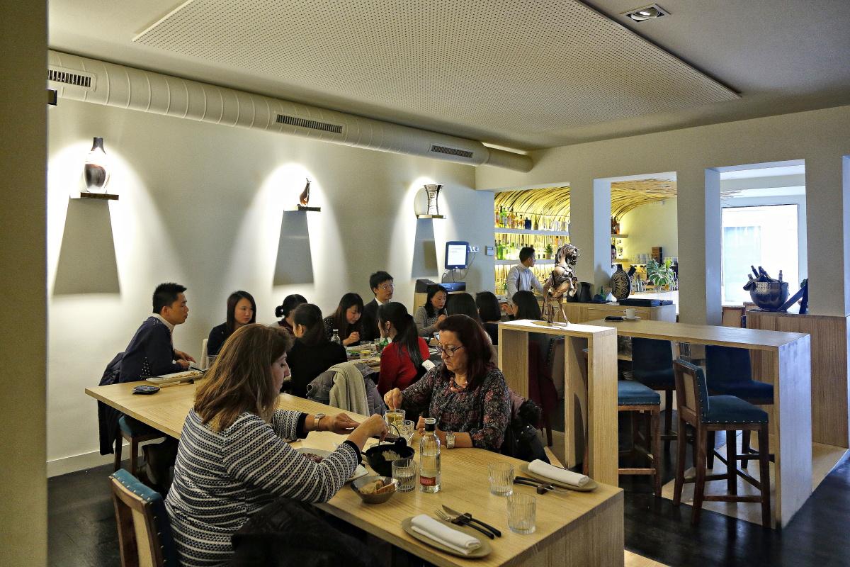 Los Mejores Restaurantes Peruanos En Madrid Gu A Repsol ~ Restaurante Chino Villaverde Bajo