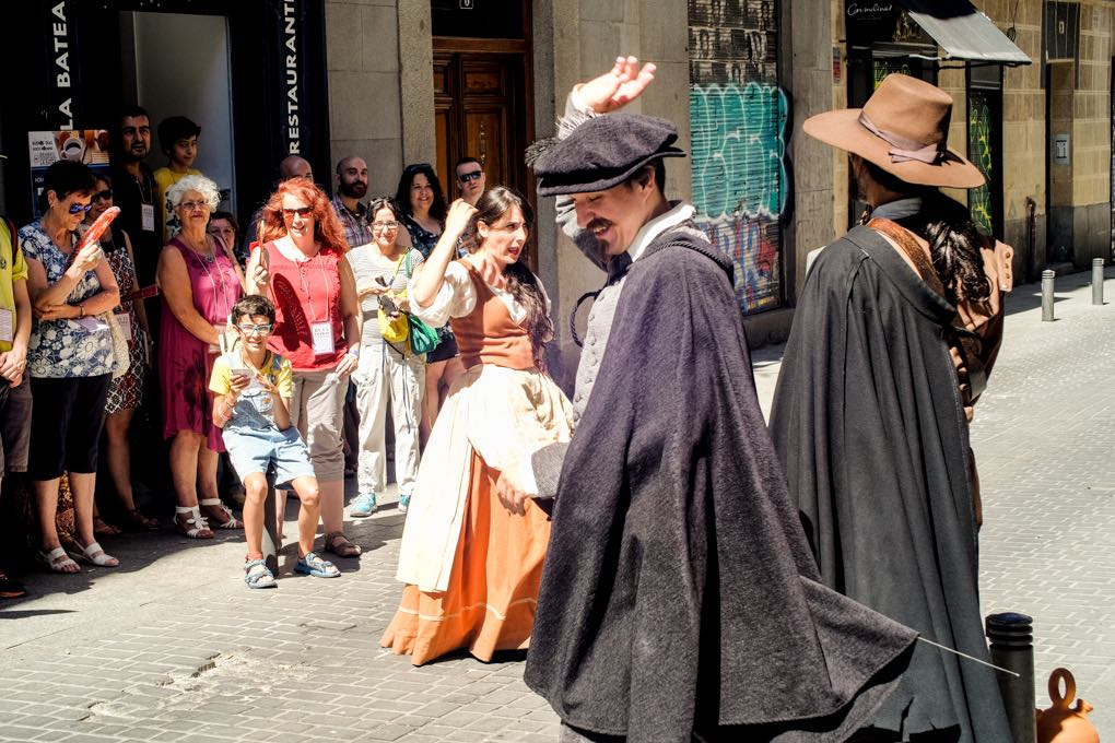 Rutas literarias Madrid