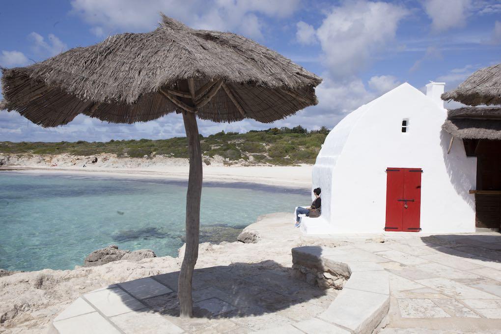 Playa de Menorca. Foto: Antonio Xoubanova