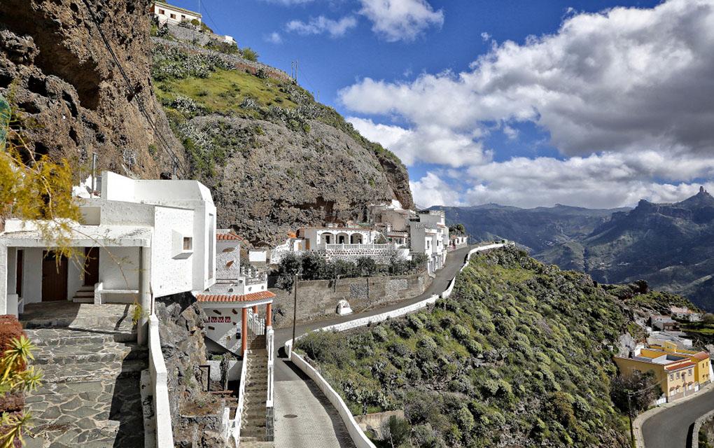 Artanara Casas Cuevas (exterior). Foto: Roberto Ranero