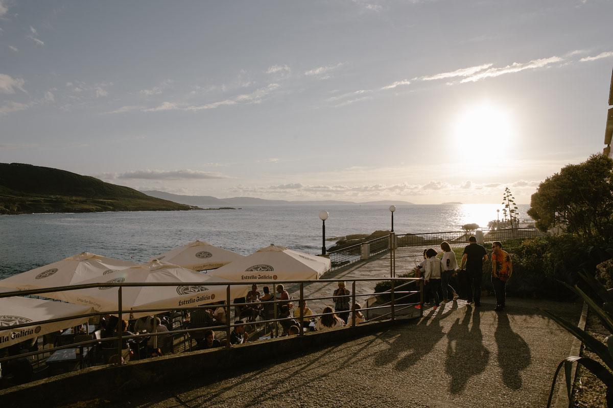 Asteria, Terraza, Galicia