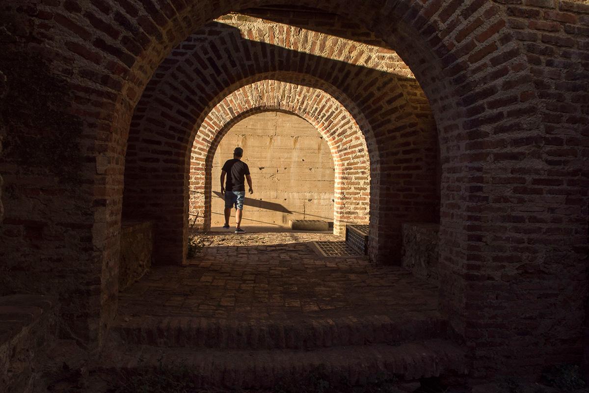 Alcazaba de Reina, Badajoz