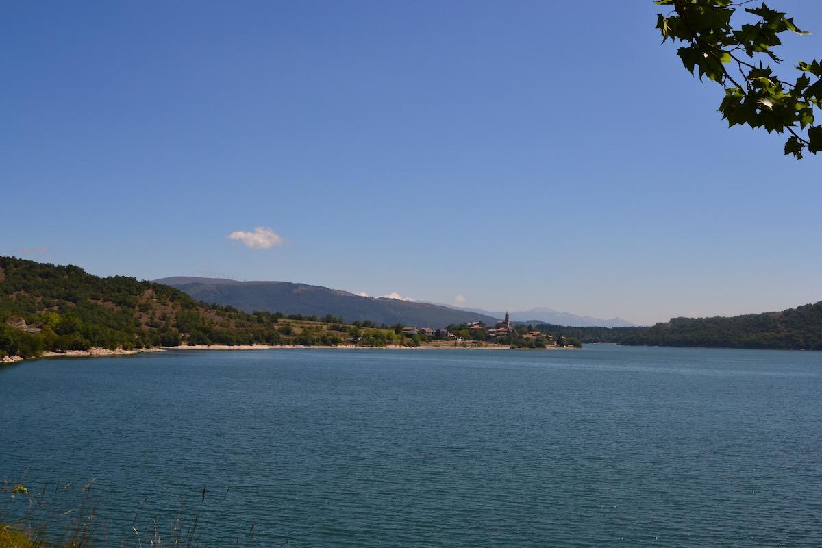 Embalse de Uribarri-Gamboa en Vitoria. Foto: Júlia Manresa