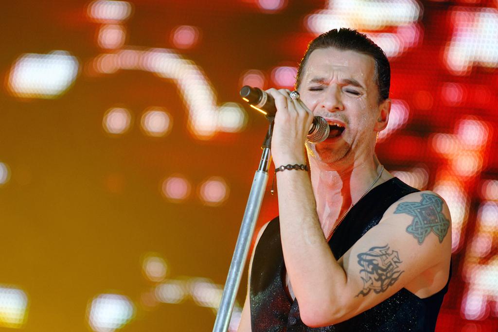 Depeche Mode actuará en el BBK 2017.
