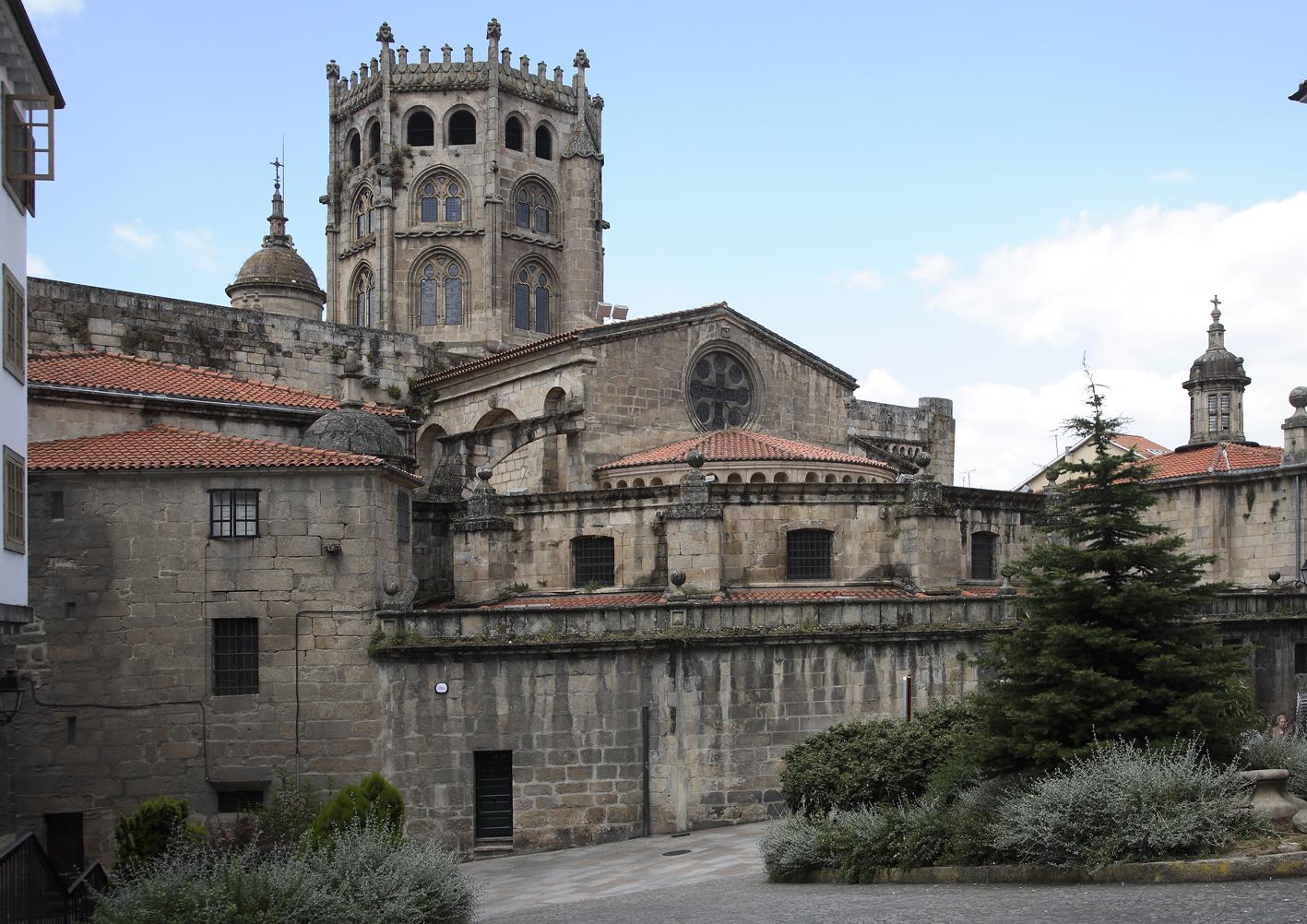 Baños Romanos Ourense:Bishop Lucero Salamanca Spain
