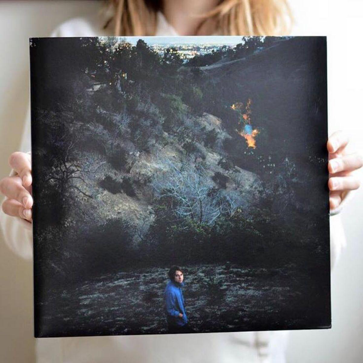 El disco de Kevin Morby. Foto: Facebook