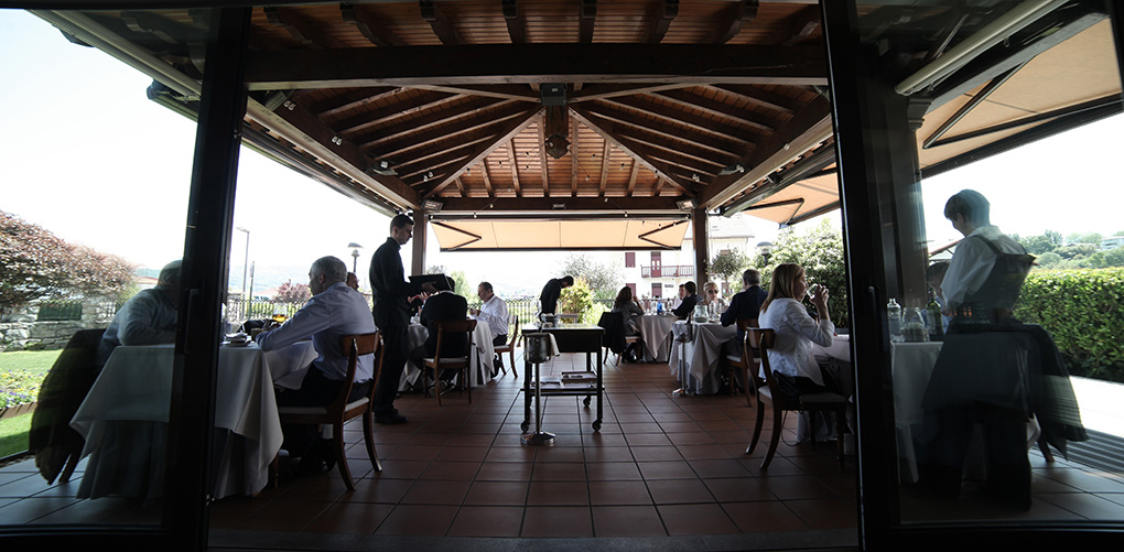 Alameda, Restaurante.
