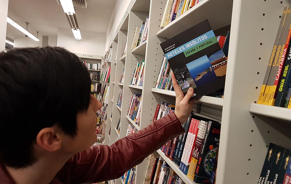 Libros de viajes. 'Hoteles Insólitos'. Foto: Clara Peñalver