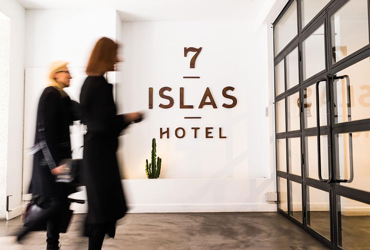 Hotel 7 Islas, Madrid