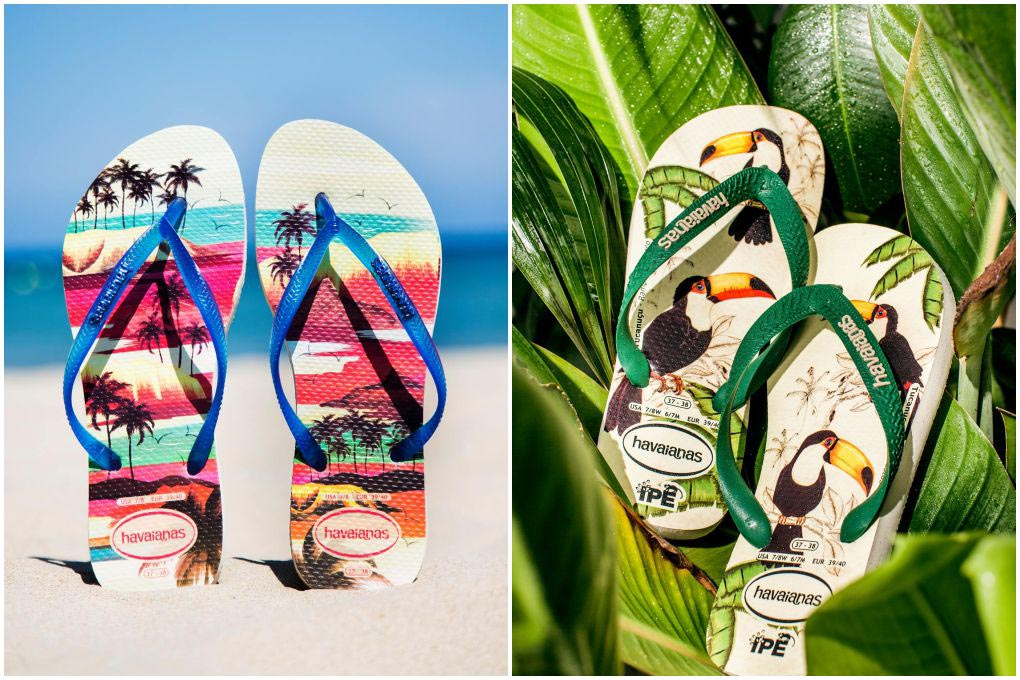 Chanclas surferas