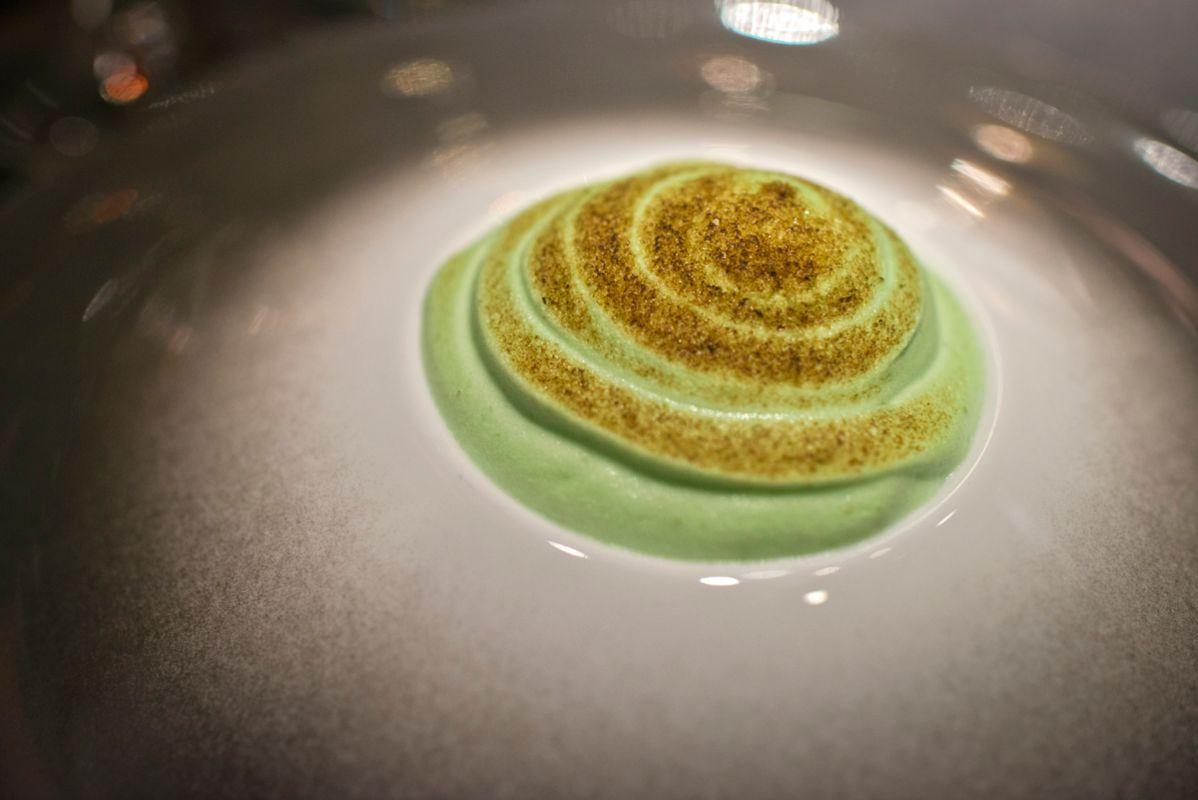 El delicioso souflé. Foto: Sofía Moro