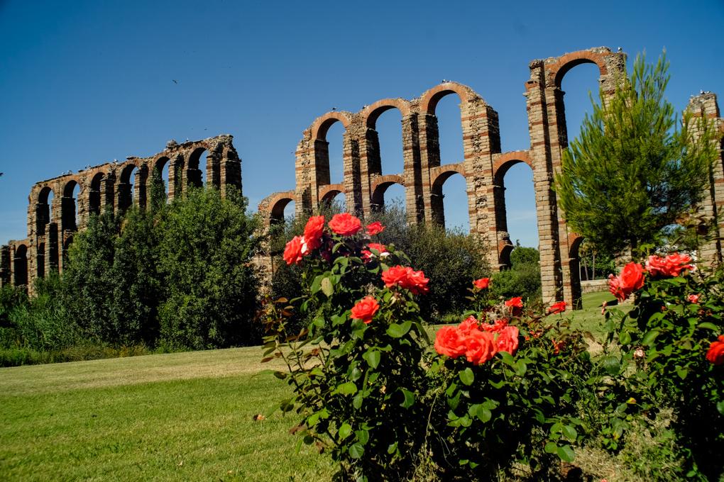 Acueducto, Mérida.