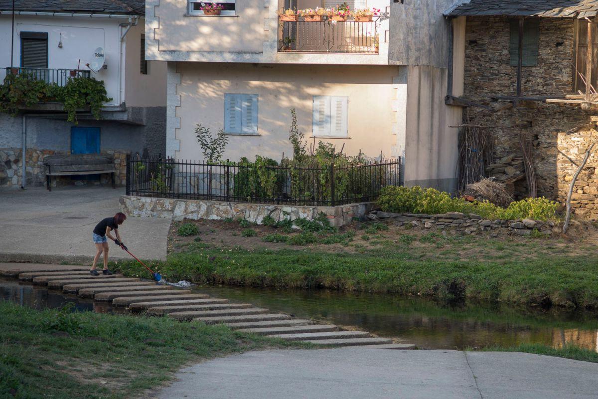 El barrio de Comtensa, o del Rio de Onor. Foto: Manuel Ruiz Toribio