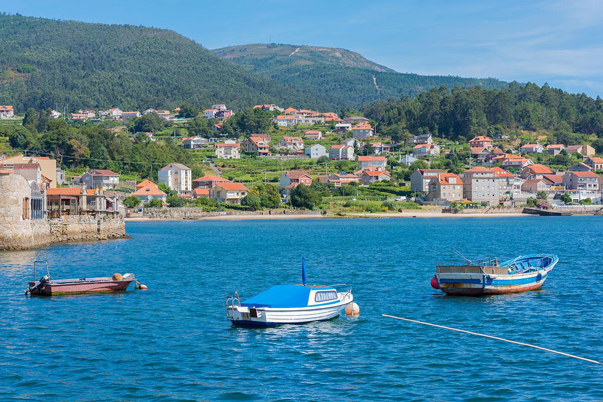 Rías Baixas, Galicia