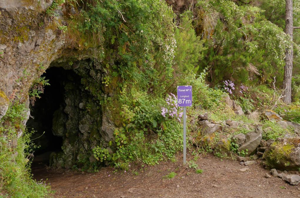 Tunel del monte