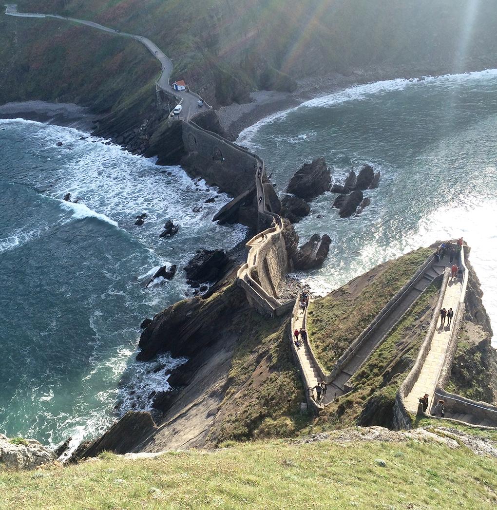 Esta isla es montañosa y escarpada ha servido de localización al equipo de 'Juego de Tronos'