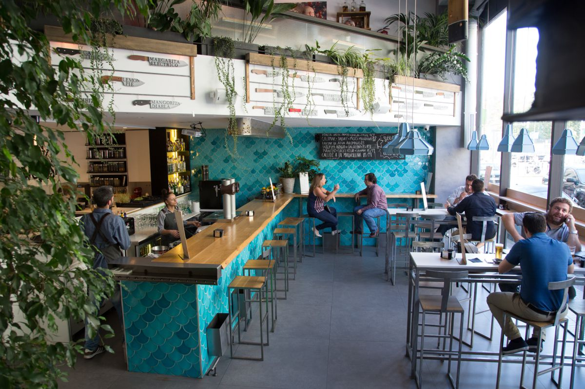 Tres barrios foodies de Madrid (Inspiraciones). Kulto