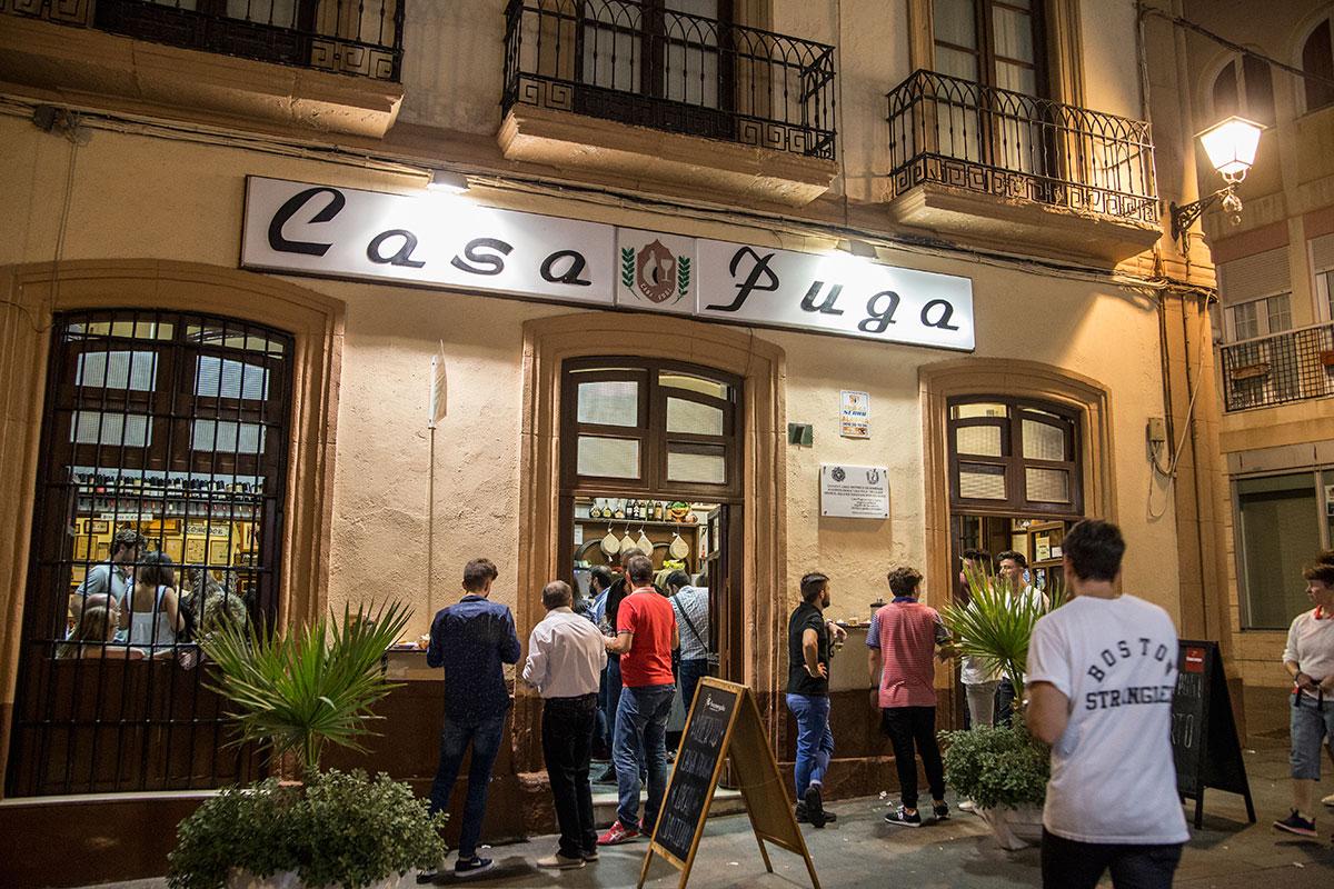 Tapas por Almería, Casa Puga
