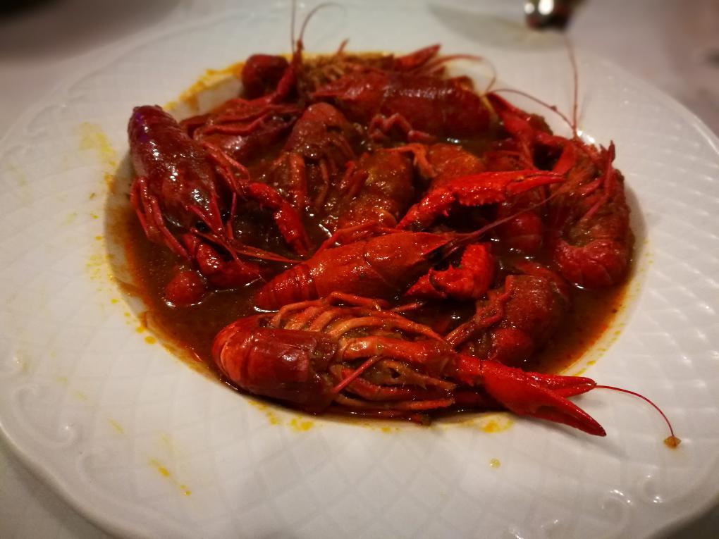 Prepara el paladar para probar una de las delicias de Las Loras: sus cangrejos de río.