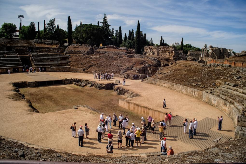 Anfiteatro, Mérida.