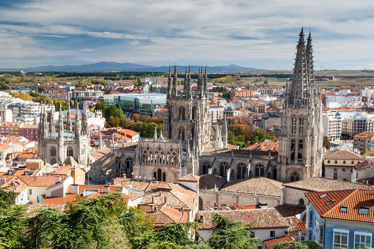 Vista panorámica de la catedral. Foto: Shutterstock