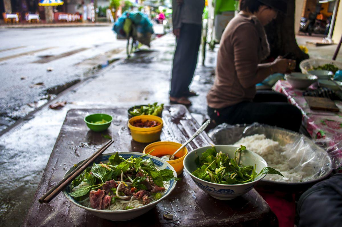Gastrotendencias. Sopa pho (Hanói, Vietnam) Foto: shutterstock