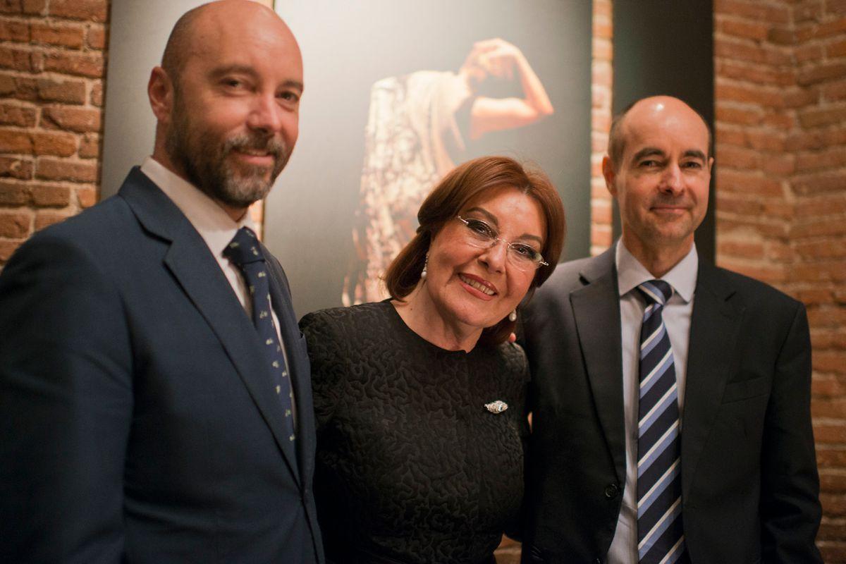 Foto de familia. Foto: Sofía Moro