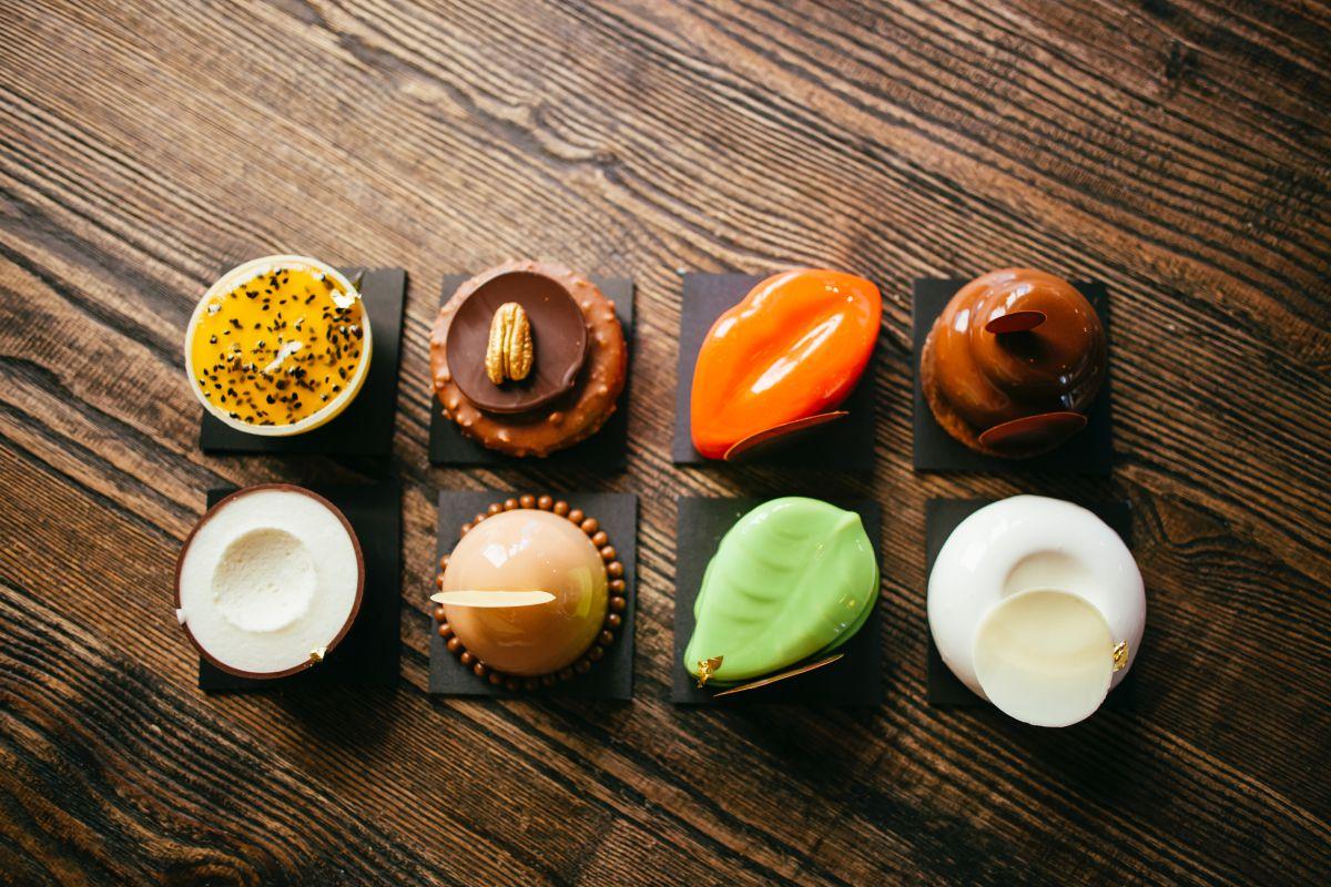 Pasteles creativos inspirados en culturas dulces del mundo. Foto: Rocío Eslava