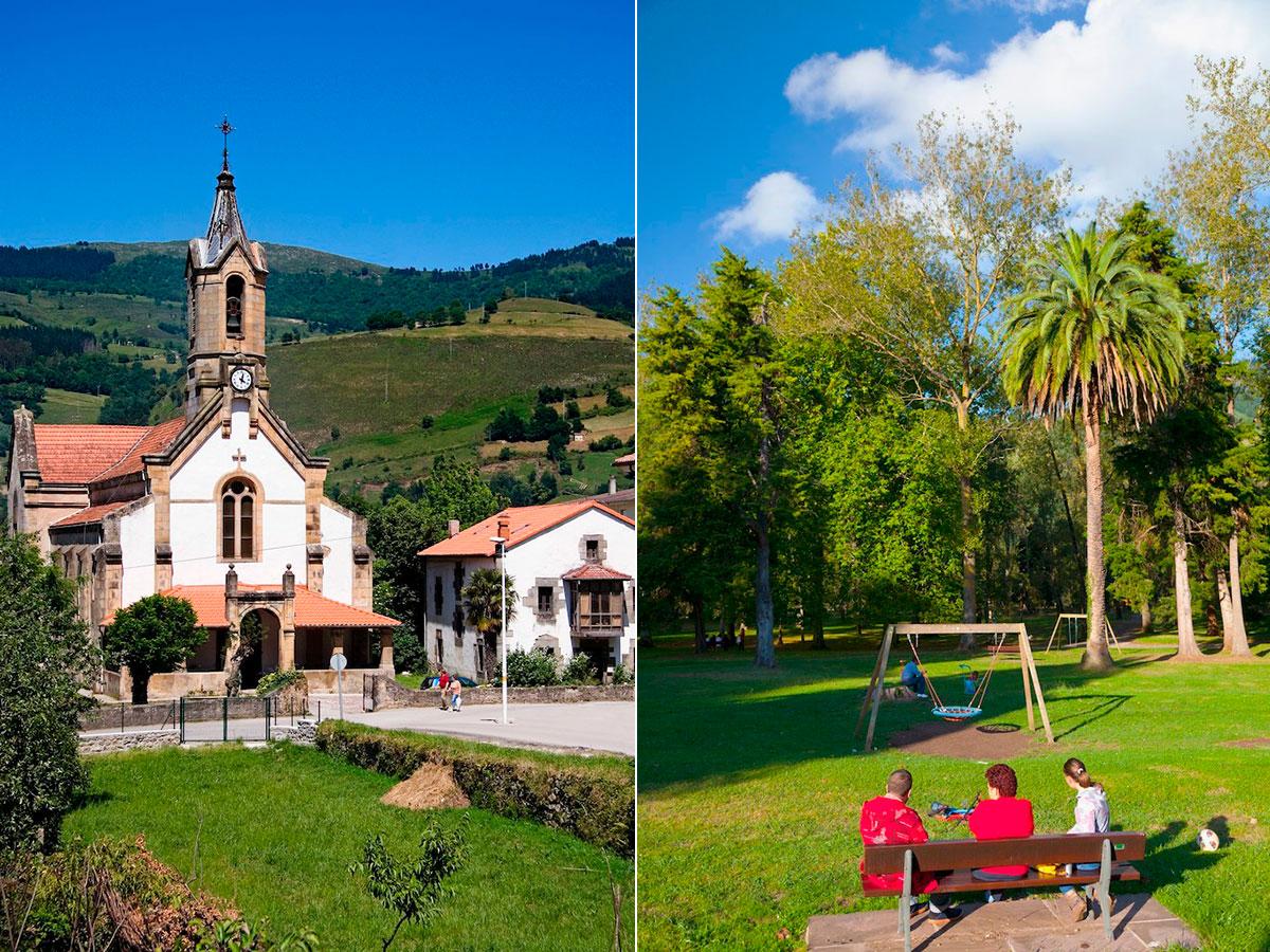 Valle del Pas, Cantabria
