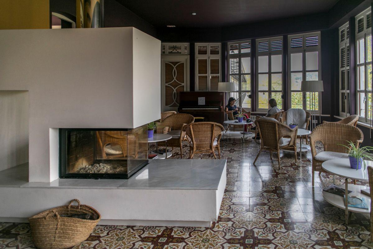 Hotel La Castellana. Foto: Eva Máñez