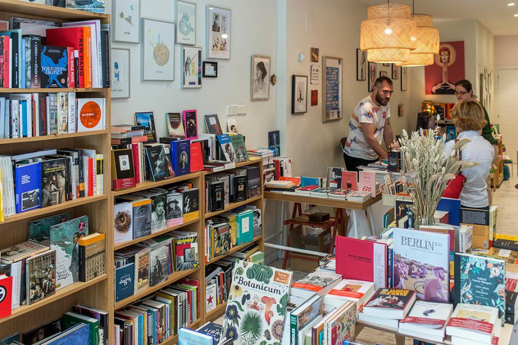En este espacio puedes encontrar todos los géneros y cada libro está seleccionado por un motivo.