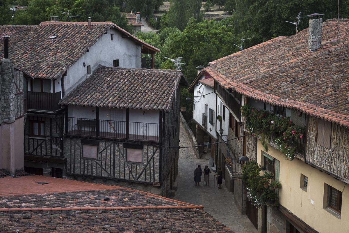 Arquitectura popular de San Martín