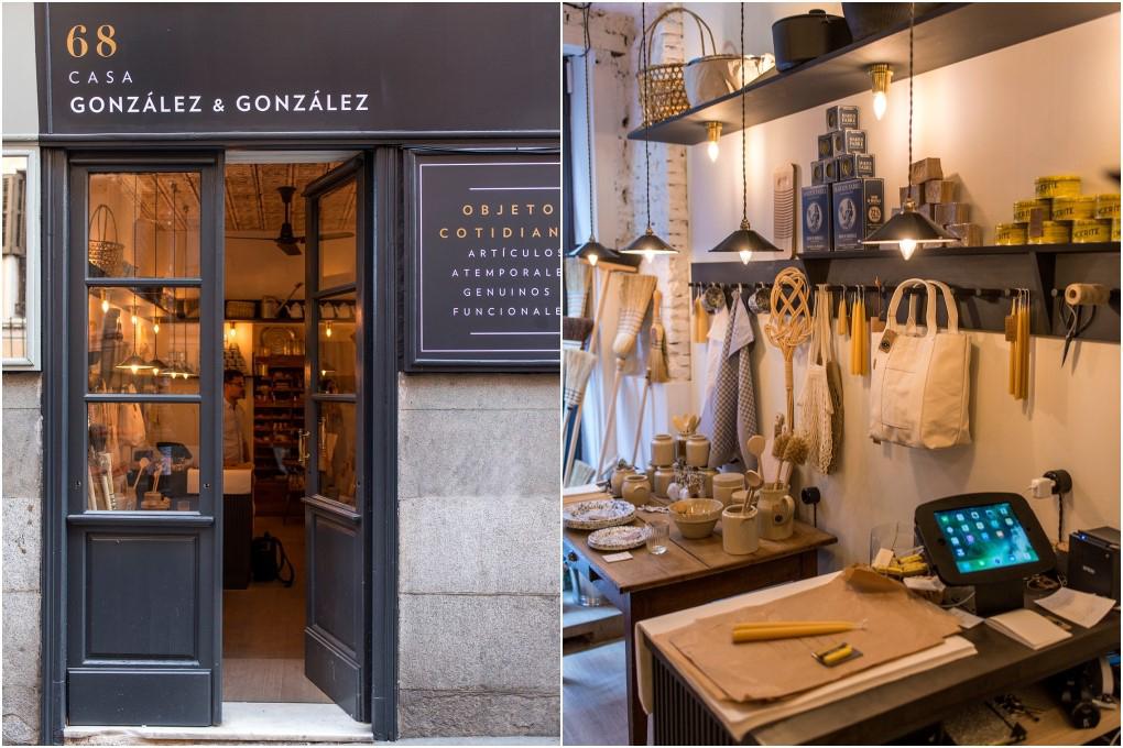 Casa González & González, Madrid
