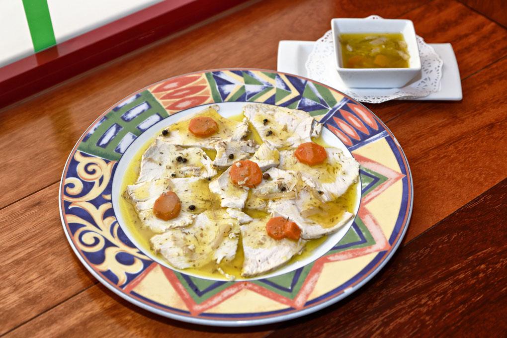 Escabeches en madrid restaurantes y bares gu a repsol - Restaurante tamara madrid ...