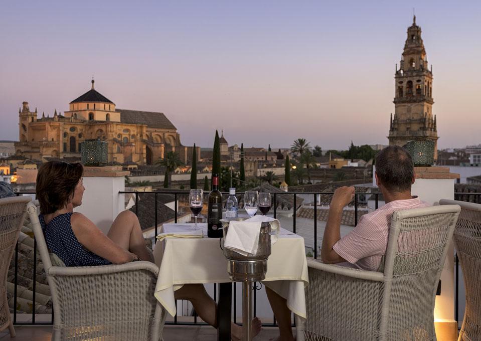 Terraza del Balcón de Córdoba