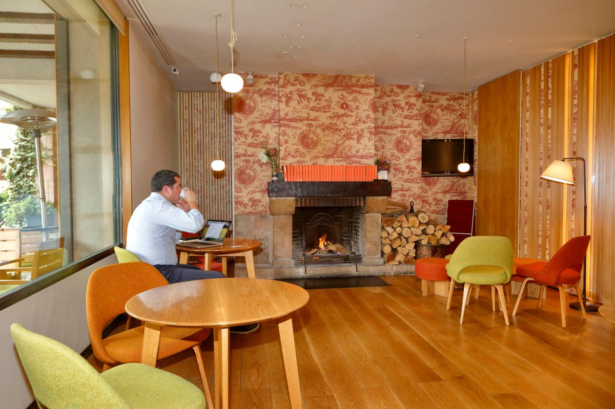 Escaray. 'Hotel Echaurren'. Foto: Roberto Ranero