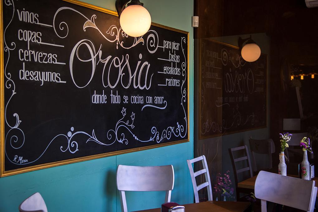 Bar Orosia.