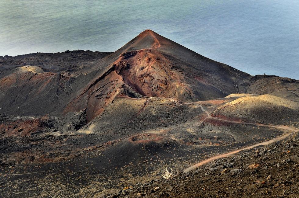 Volcanes de España: Monumento Natural Volcanes de Teneguía. Foto: Alfredo Merino