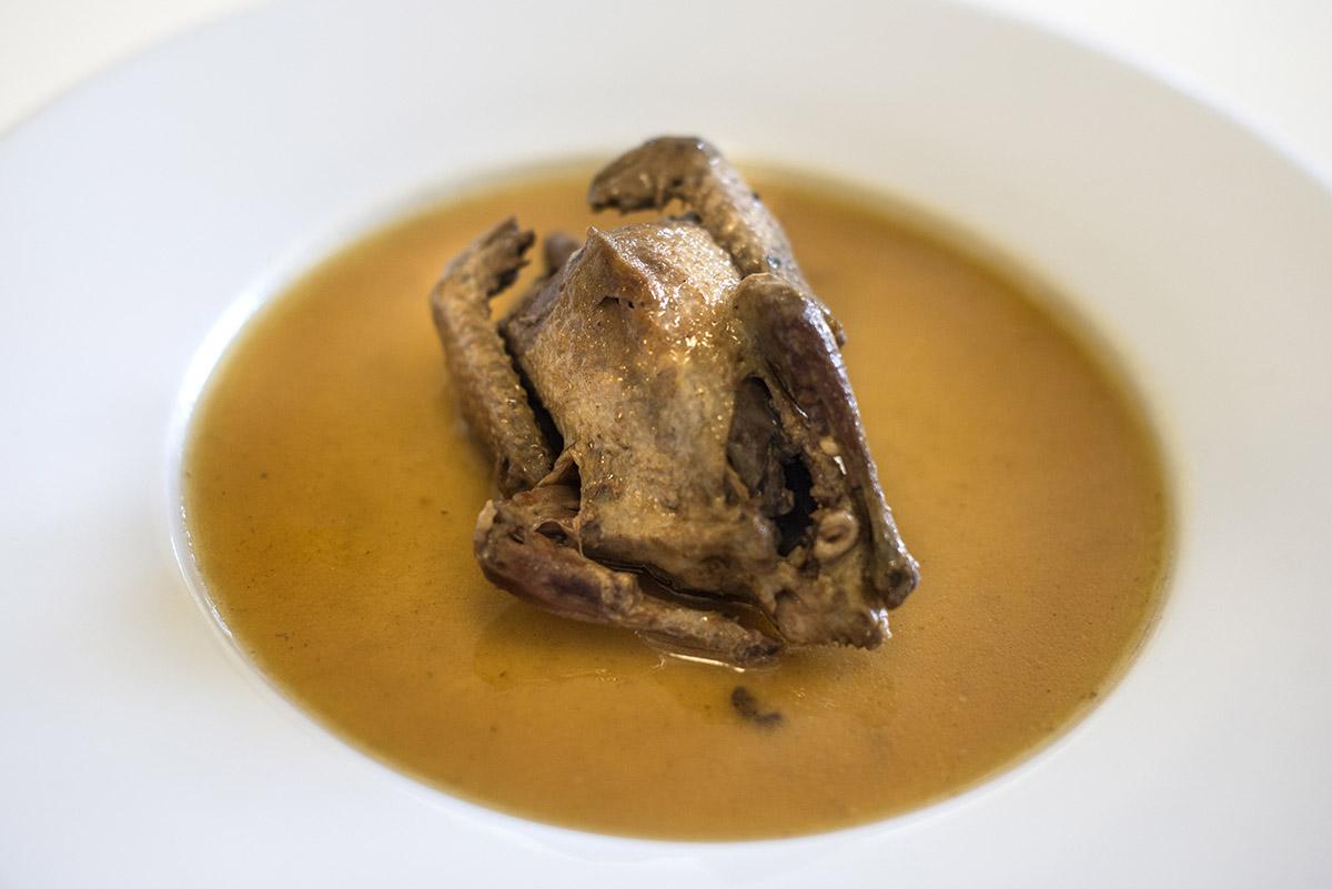 Restaurante Lera. pichon. Foto- Alfredo Cáliz